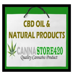 CBD OIL & Natural Health Products